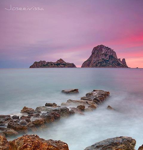 Es Vedra yoga retreat Opale Ibiza
