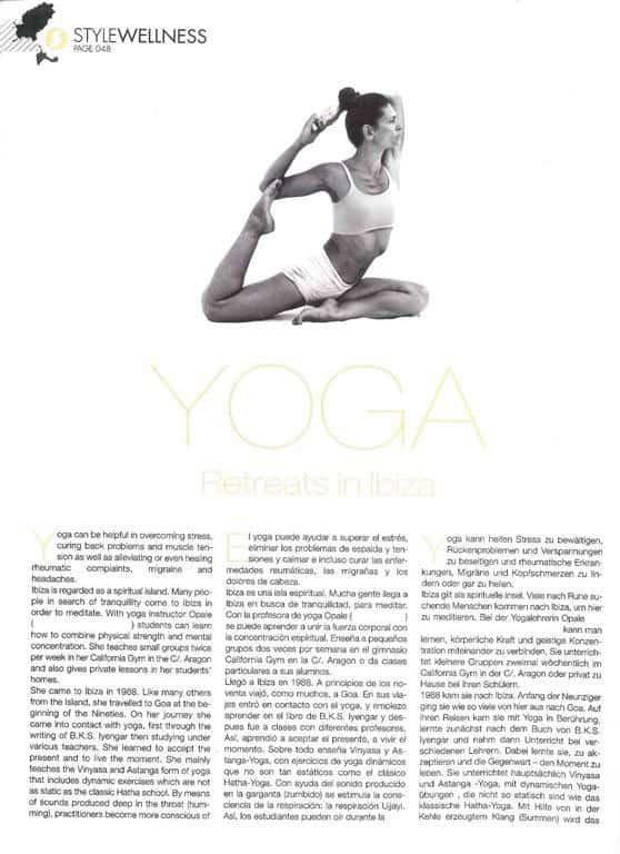 Ibiza Formentera Style magazine 02