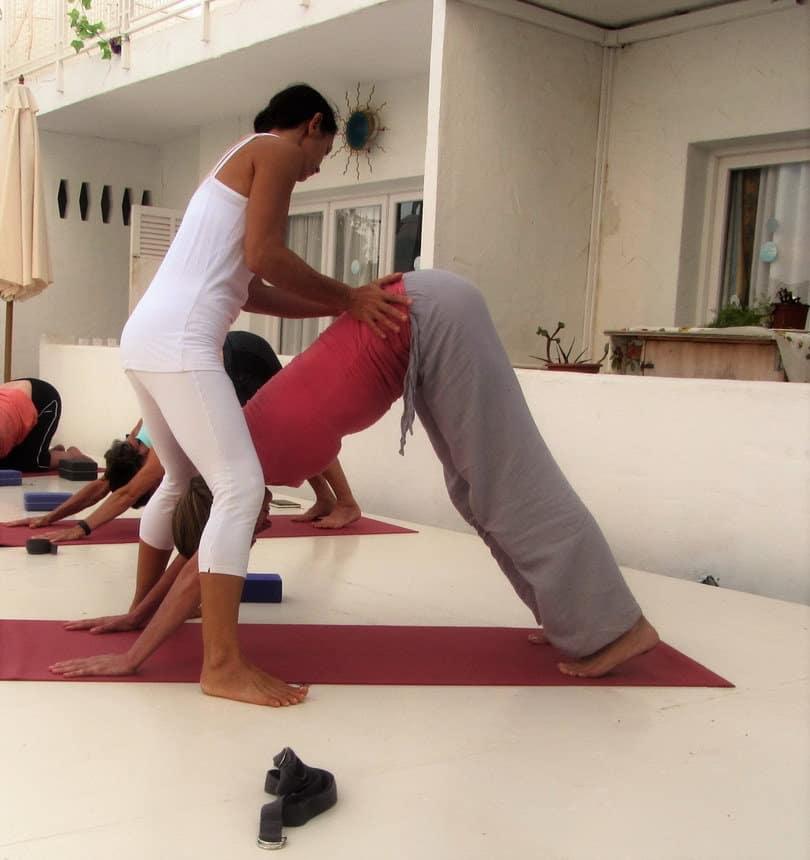 Opale Yoga Retreat Ibiza review