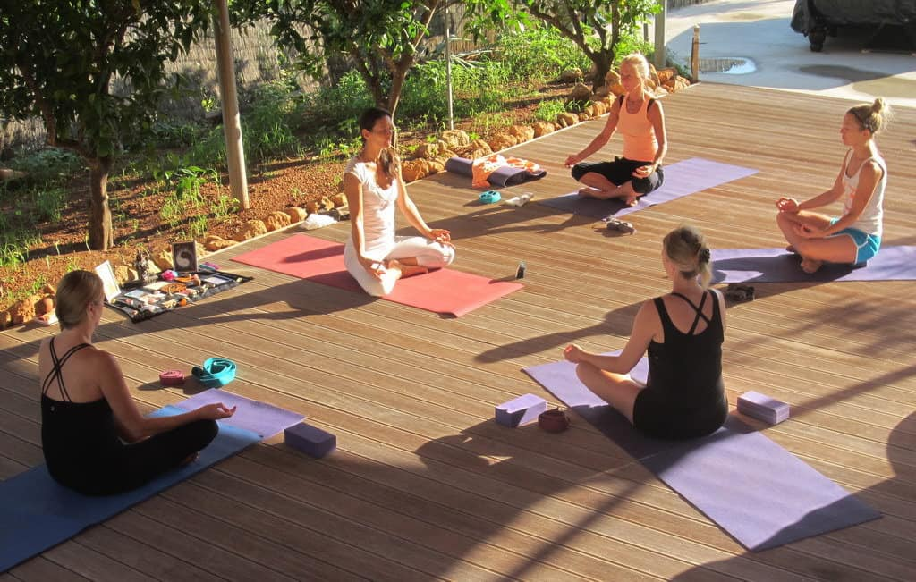 Private lesson - Yoga and Mindfulness in Ibiza