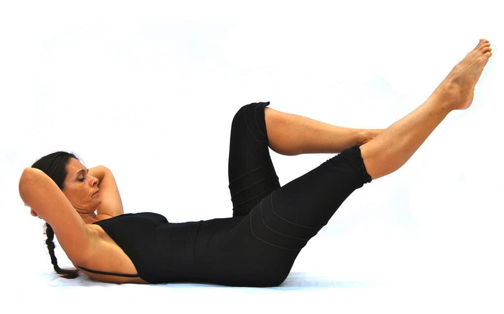 Single leg Opale Pilates Ibiza