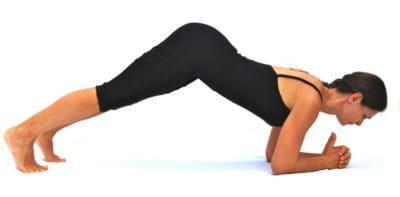 Sisumarasana B dolfin pose Opale Yoga Ibiza