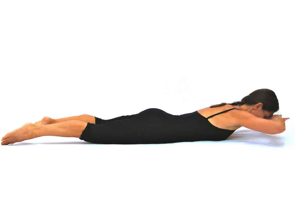 Upper back strengthening Opale Pilates Ibiza