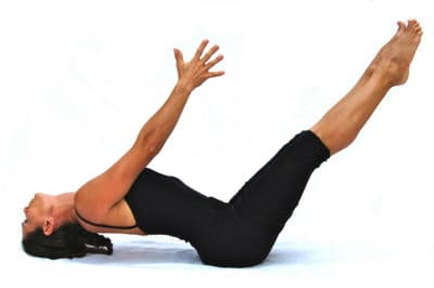 Uttana padasana stretched out legs pose Opale Yoga Ibiza